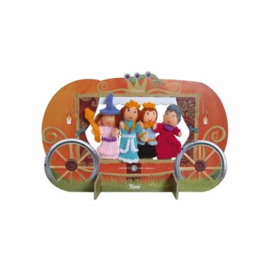 Londji - Teatrzyk Puppet Cindirella