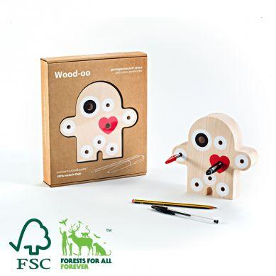 Milaniwood - Wood-OO Doll