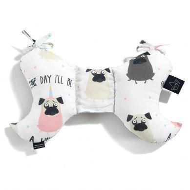 La Millou - Angel's Wings Velvet Collection Dogy Unicorn Dark Grey