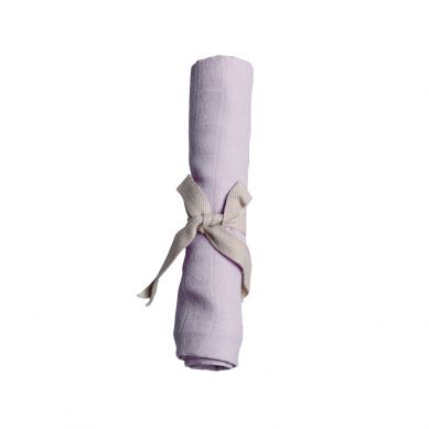 Filibabba - Pieluszka Muślinowa Light Lavender 65x65cm