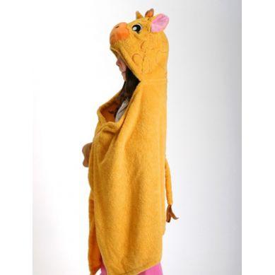 Zoocchini - Ręcznik z Kapturem Żyrafa Jaime