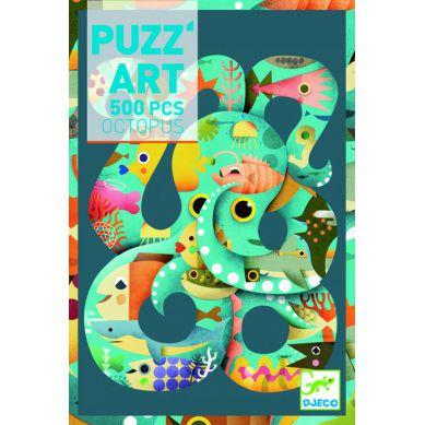 Djeco - Puzzle Art-Ocean 350el.
