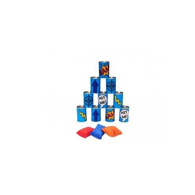 Buiten Speel - Gra Puszki Niebieskie