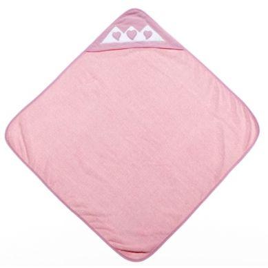 Zoocchini - Ręcznik Mały z Kapturem Księżniczka