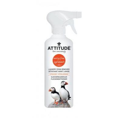 Attitude - Odplamiacz do Tkanin w Sprayu Skórka Cytrynowa 475 ml