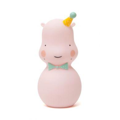 Eef Lillemor - Lampka Hippo Pink