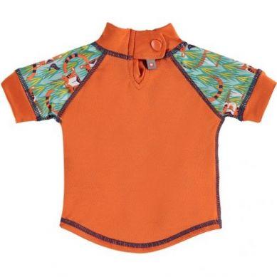Close - Koszulka do pływania UPF50+ Tygrys (Oswald and Bo) L 18-24 miesięcy