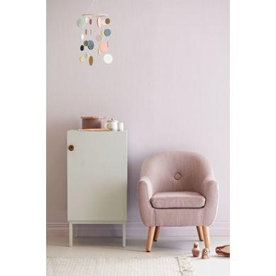 Kids Concept - Fotel Dziecięcy Lilac