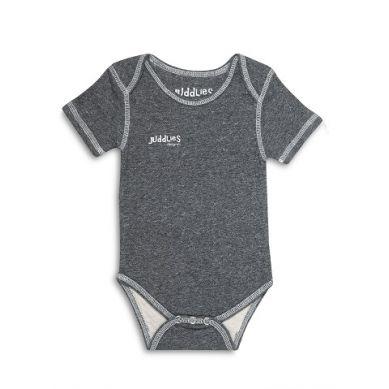 Juddlies - Body Grey Fleck 6-12m