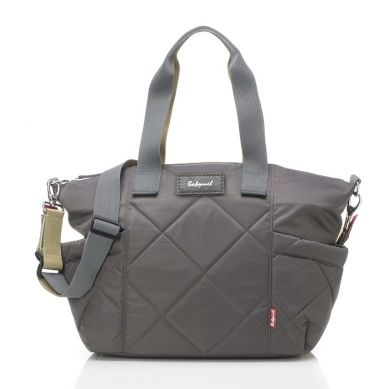Babymel - Torba dla Mamy Evie Quilted Charco