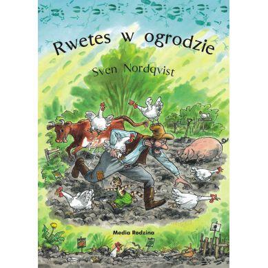 Wydawnictwo Media Rodzina - Rwetes w Ogrodzie
