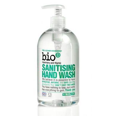Bio-D - Mydło w Płynie Rozmaryn i Tymianek 500 ml