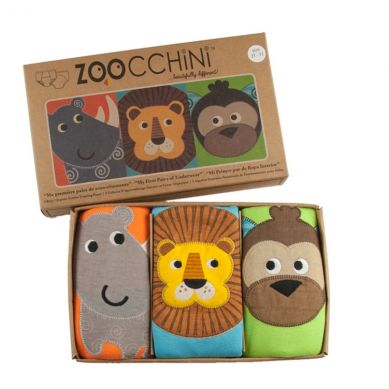 Zoocchini - Majtki Treningowe Chłopięce 4-5 lat