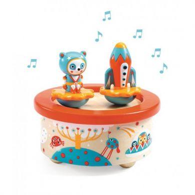 Djeco - Pozytywka Space Melody