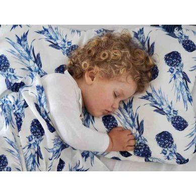 La Millou - Poduszka do Łóżeczka 40x60 Bed Pillow by Małgorzata Rozenek-Majdan Lady Peony