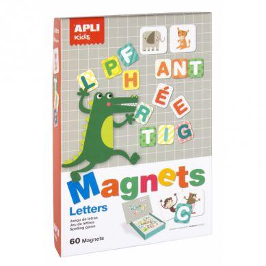 Apli Kids - Magnetyczna Układanka Litery