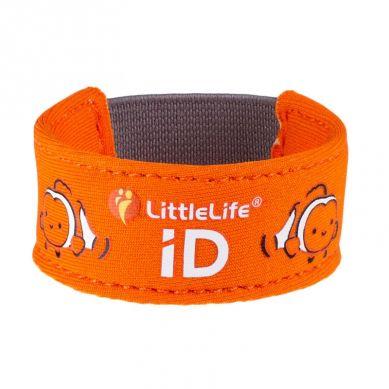 LittleLife - Neopranowa Opaska Informacyjna ID Rybka Nemo