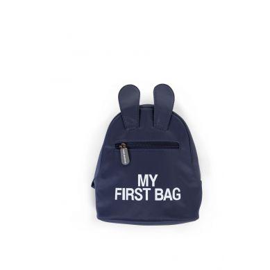 Childhome - Plecak Dziecięcy My First Bag Granatowy
