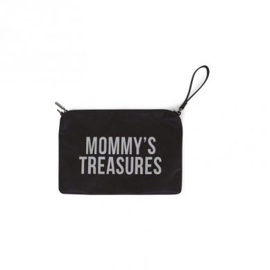 Childhome - Torebka Saszetka Mommy's Treasures Czarna