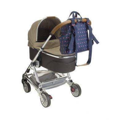 Babymel - Torba Plecak Robyn Navy Origami