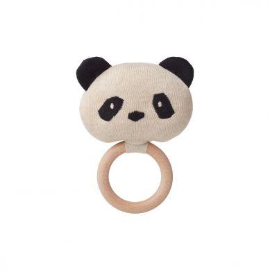 Liewood - Grzechotka Panda Beige Beauty