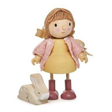 Tender Leaf Toys - Laleczka Amy i Jej Królik 3+