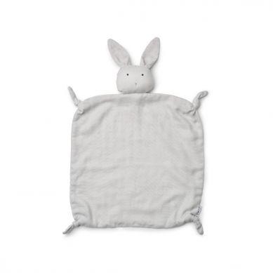 Liewood - Muślinowy Przytulaczek Rabbit Dumbo Grey