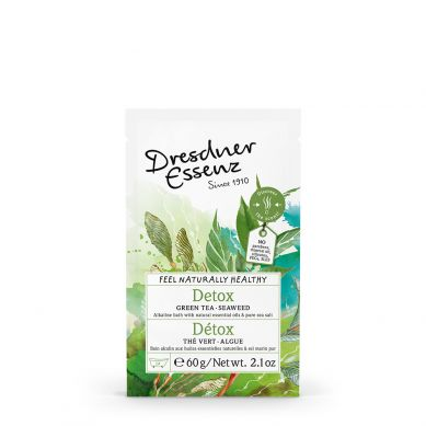 Dresdner Essenz - Sól Do Kąpieli Detox 60g