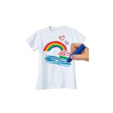 Apli Kids - Flamastry do Tkanin 6 Kolorów