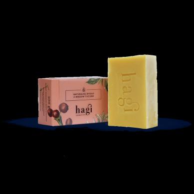 Hagi - Naturalne Mydło z Masłem Tucuma