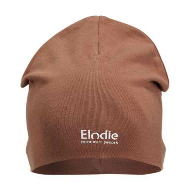 Elodie Details - Czapka wiosenna Burned Clay 6-12 m