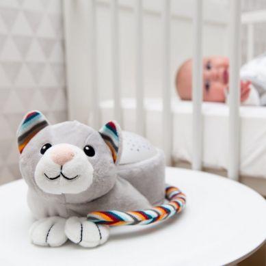 Zazu - Projektor Gwiazdek Kot Kiki
