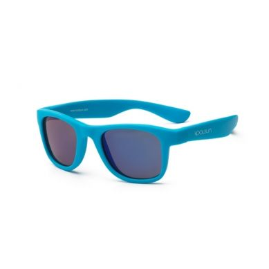 Koolsun - Okularki dla Dzieci Wave Neon Blue 3-10 lat