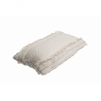 Lorena Canals - Poduszka do Prania w Pralce Knitted Cushion Air Dune White