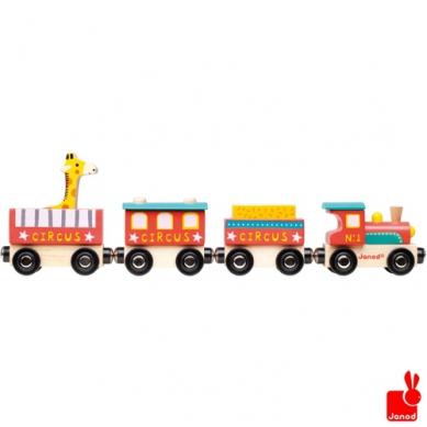 Janod - Cyrkowy Pociąg