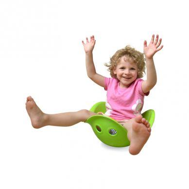Moluk - Bilibo Zabawka Progresywna dla Dzieci Żółta
