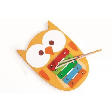 Scratch - Cymbałki Sówka Lou