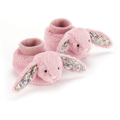 Jellycat - Buciki Bashful Tulip Pink Bunny