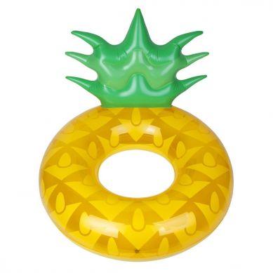 Sunnylife - Dmuchane Koło do Pływania Pineapple