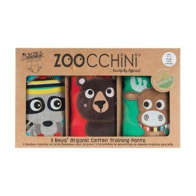 Zoocchini - Majtki Treningowe Chłopięce Forest 3-4 lat