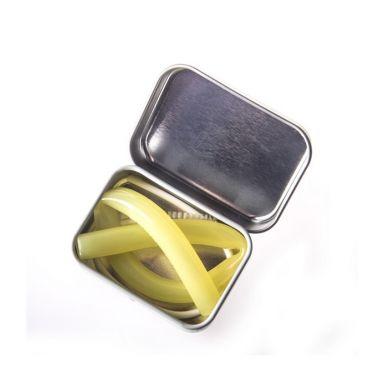 Fommi - Słomka Wielorazowa w Pudełku Yellow