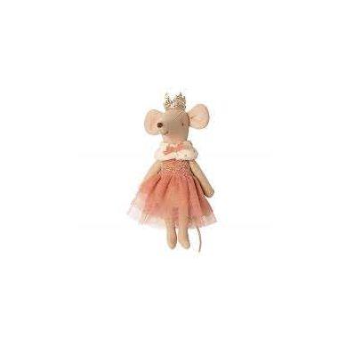 Maileg - Przytulanka Myszka Big Sister Księżniczka 3+