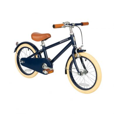 Banwood - Classic Rowerek Navy Blue 4+