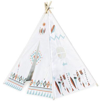 Vilac - Tipi indiański Cheyenne by Ingela P. Arrhenius Białe