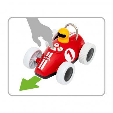 BRIO - Play & Learn Samochód Wyścigowy