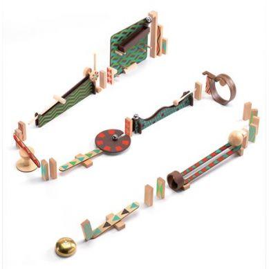 Djeco - Zestaw Zig & Go- 48 elementów 8+