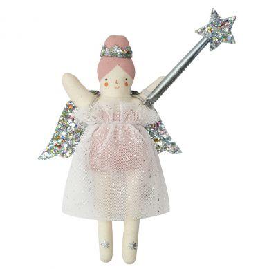 Meri Meri - Lalka Mini Evie w Walizce