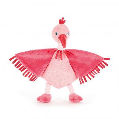 Jellycat - Przytulanka Flapper Flamingo
