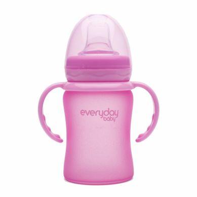Everyday Baby - Uchwyt do Butelki MilkHero Różowy 2szt