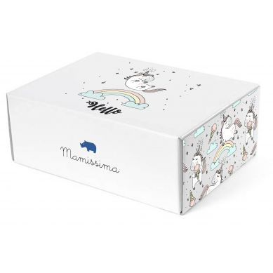 Mamissima - Pudełko Prezentowe Sweet Unicorn L